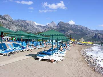 Пляж №21102