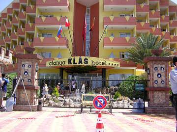 Klas Hotel in Turkey №21735