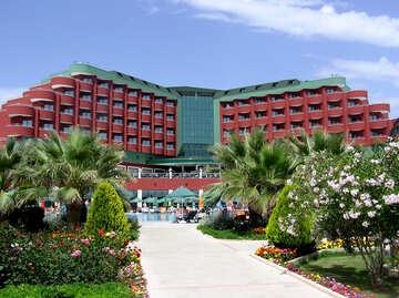 Turkish hotel №21691