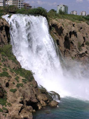 Waterfall №21038