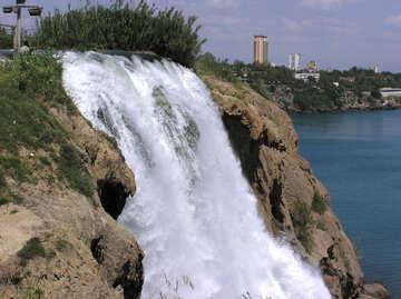 Waterfall №21042