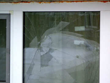 Broken window №21578