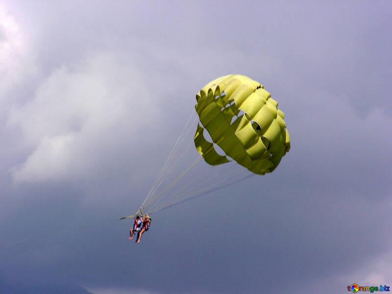 Parachute instructor №21949