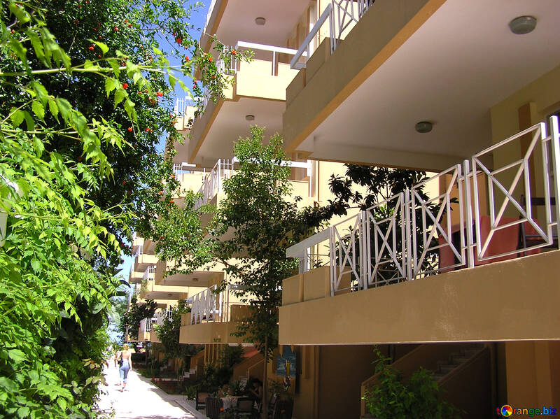 Die Balkone im Obergeschoss №22000