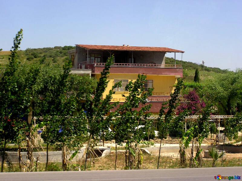 Hillside Villa №21823