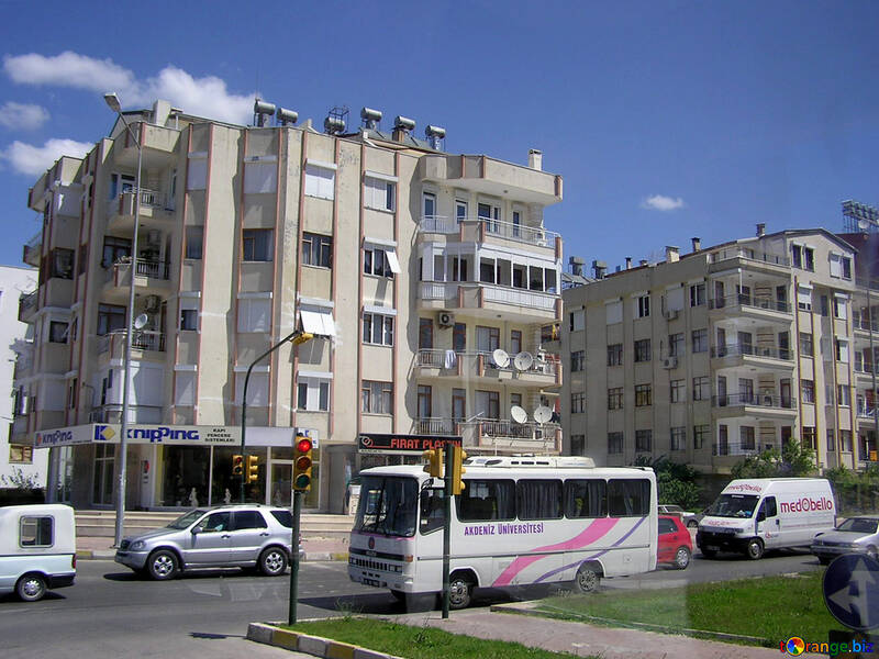Turkish Transportation №21089