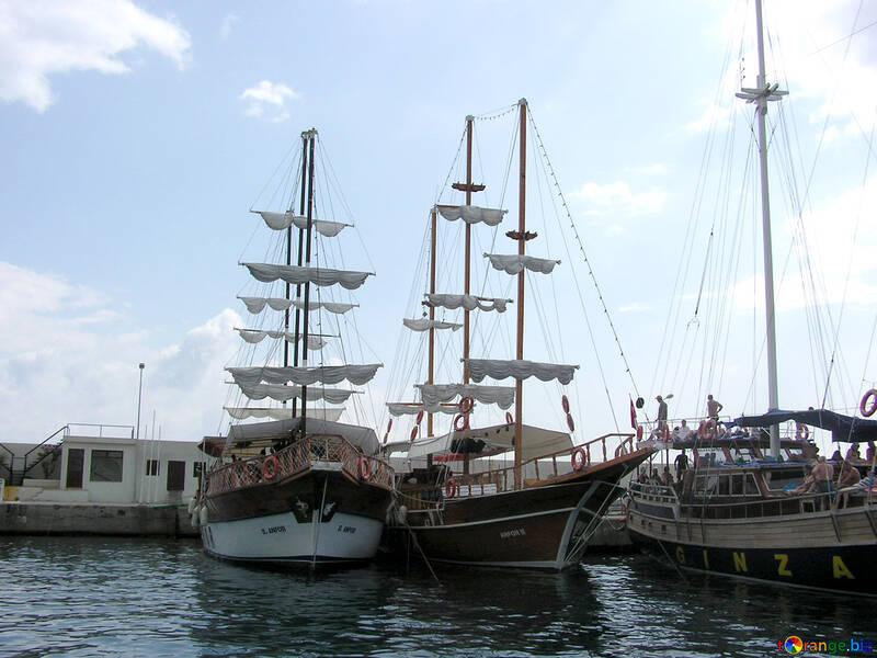 Yacht vela №21960