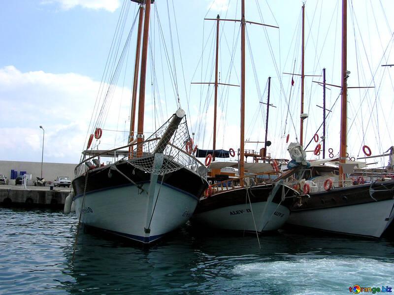 Yacht bianco №21962