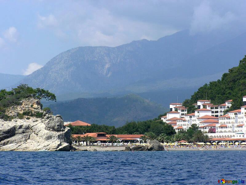 Hotel lungo il mare №21951