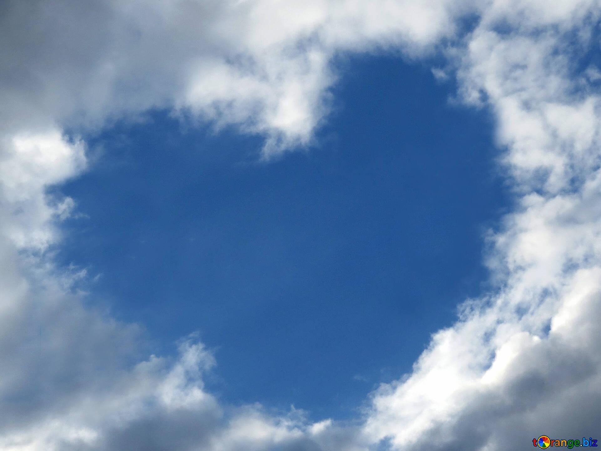 Bezifferten wolken herzen der wolken muster № 22604