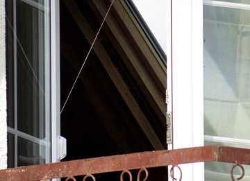 Balcony on the attic №22756