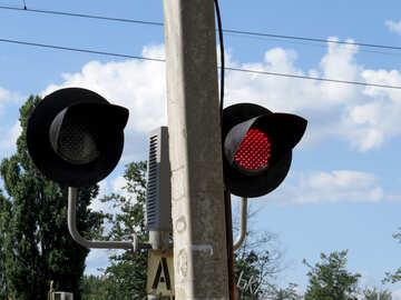 Rote semaphore №22990
