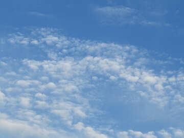 Piccole nubi №22548