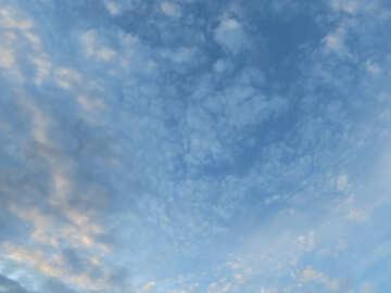 Piccole nubi №22640