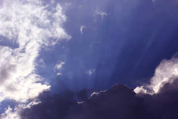 Blauen Himmel №22676