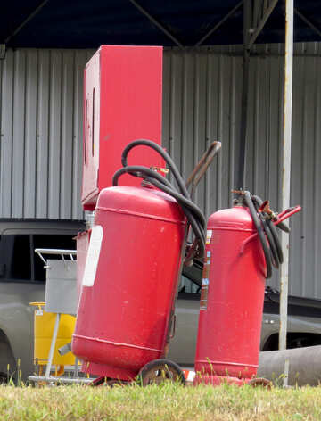 Fire Extinguishers №22165