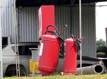 Extinguisher stations №22166