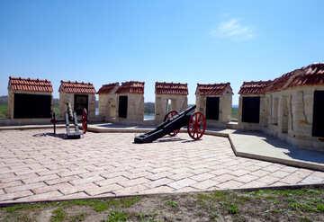 Cannone in fortezza №22839