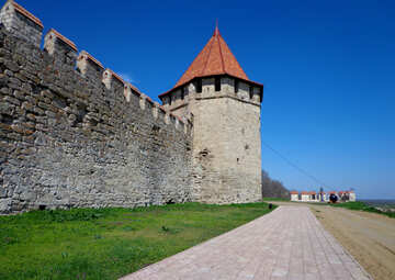 Russian fortress №22837