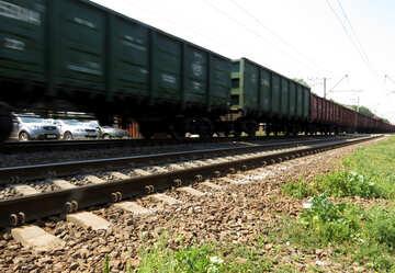 Treno merci №22998