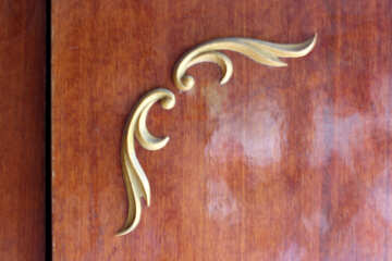 Decorative element on furniture №22334