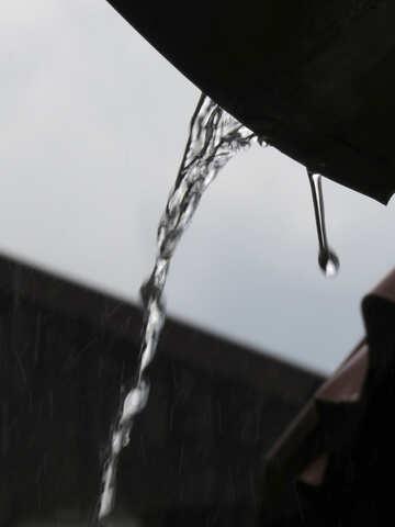 Flussi di acqua piovana №22319