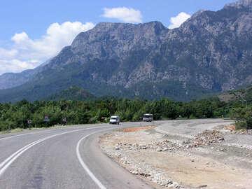 Turkish mountains №22050