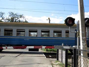 Treno elettrico №22979