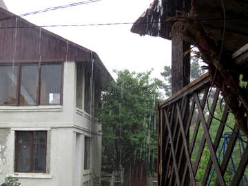 Pioggia pesante №22327