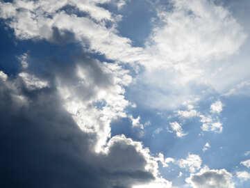 Heavenly light №22621