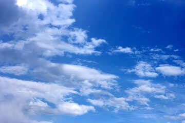 A blue sky №22686