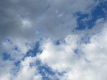 Cloudy Skies №22575