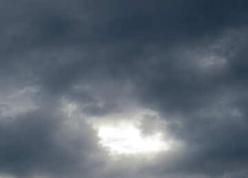 Stormy sky №22588