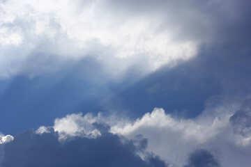 Heavenly rays №22714