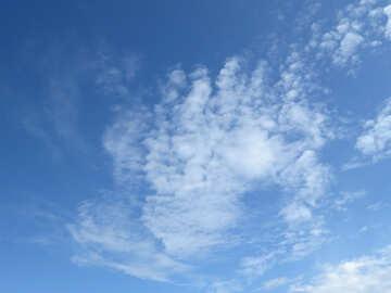 Un cielo blu №22749