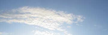 Panorama di cielo №22545