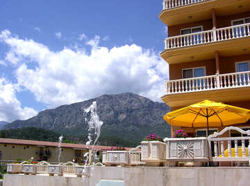 Fuente Hotel Turco №22015