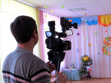Video in kindergarten №22086