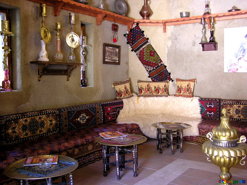 Interior oriental №22039