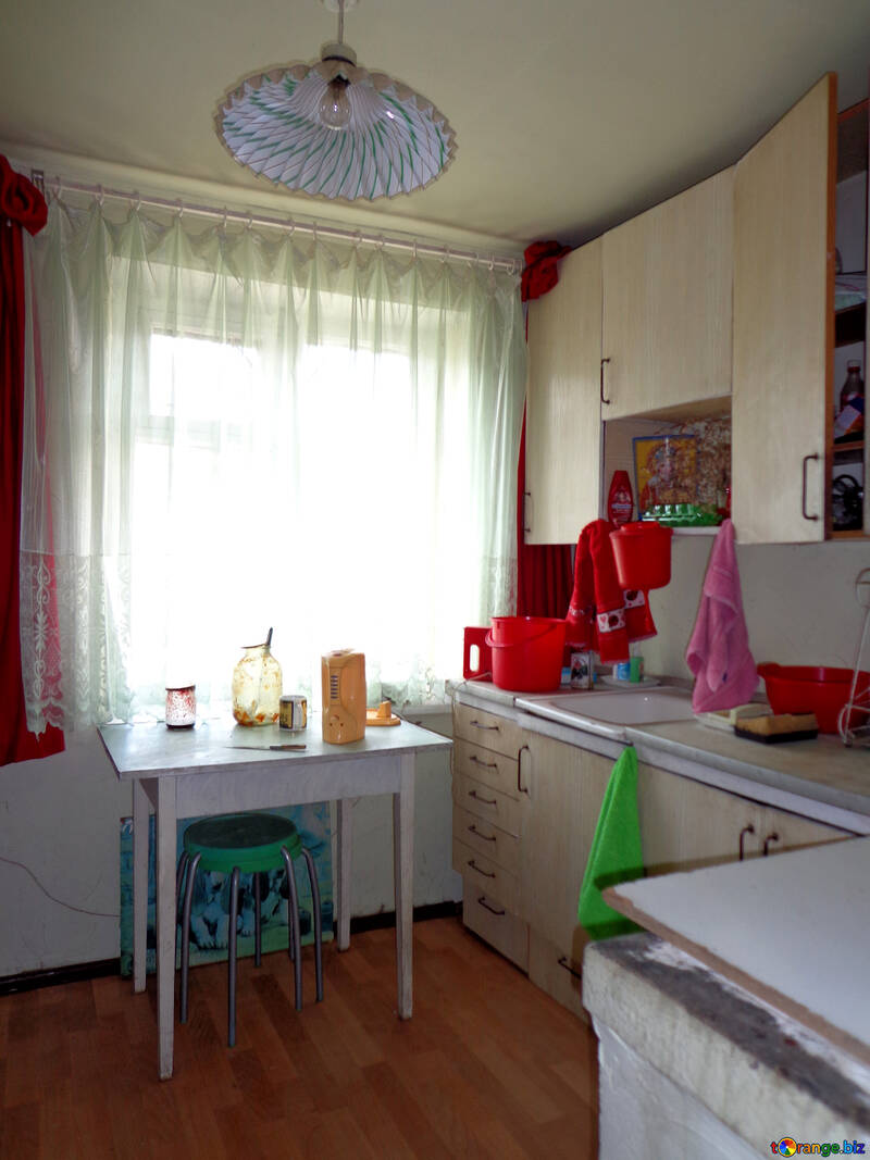 Country kitchen №22865