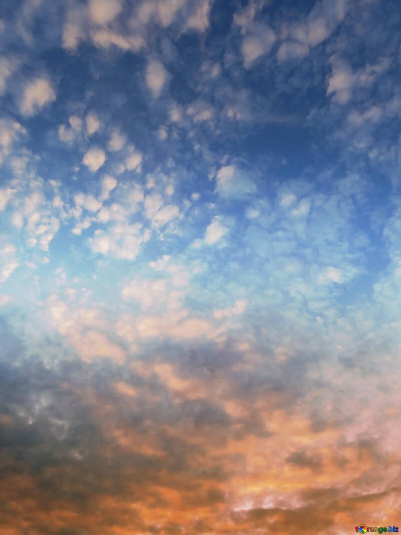 Beautiful sky №22651