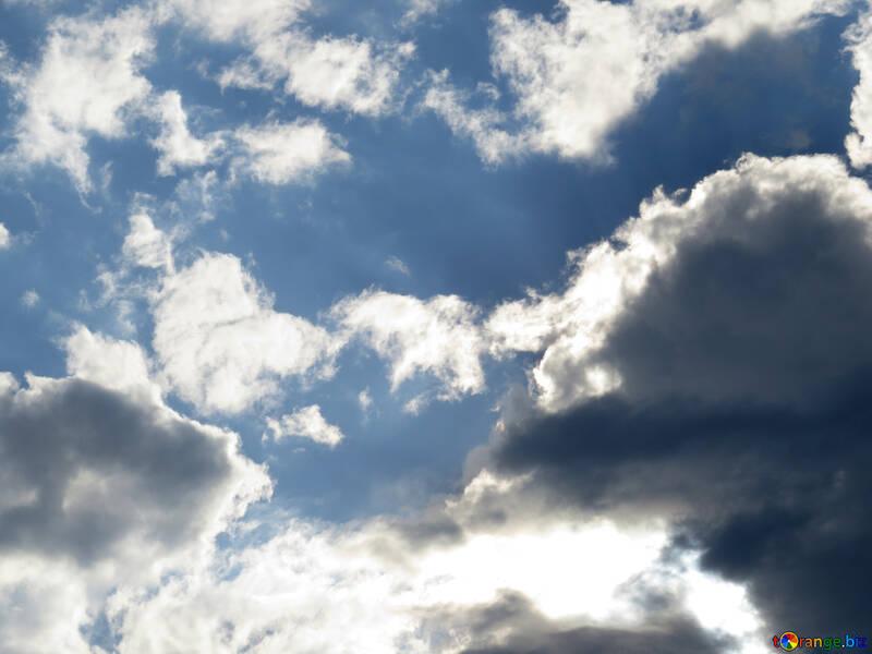 Яркие облака №22626
