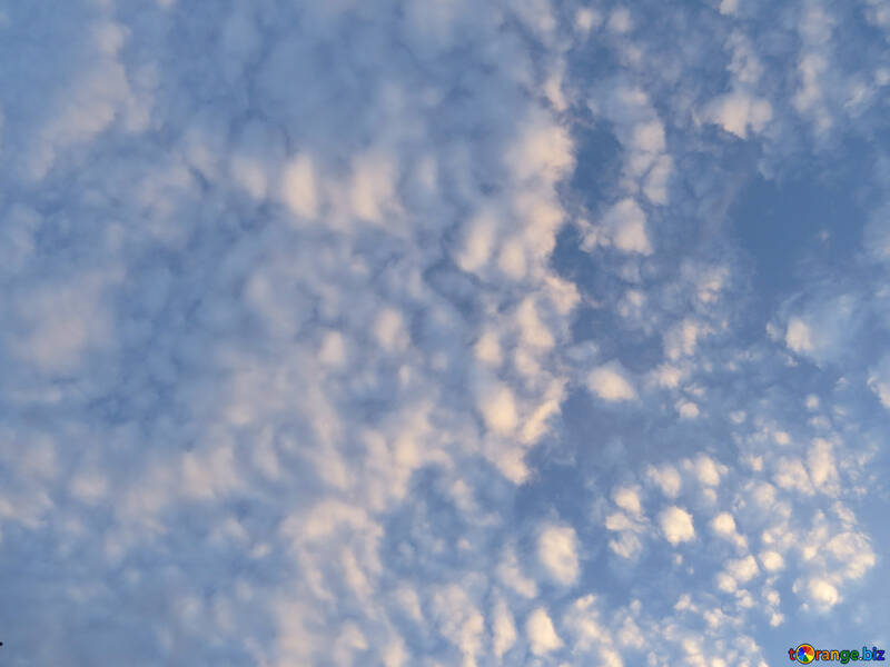Small clouds in the sky №22657