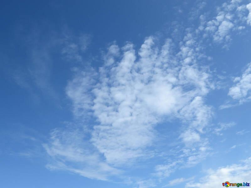 A blue sky №22749