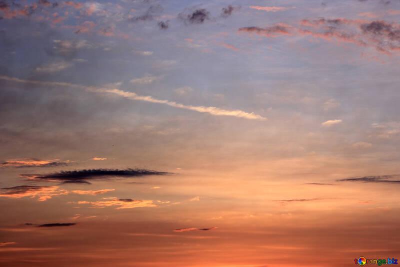 A beautiful sunset №22727