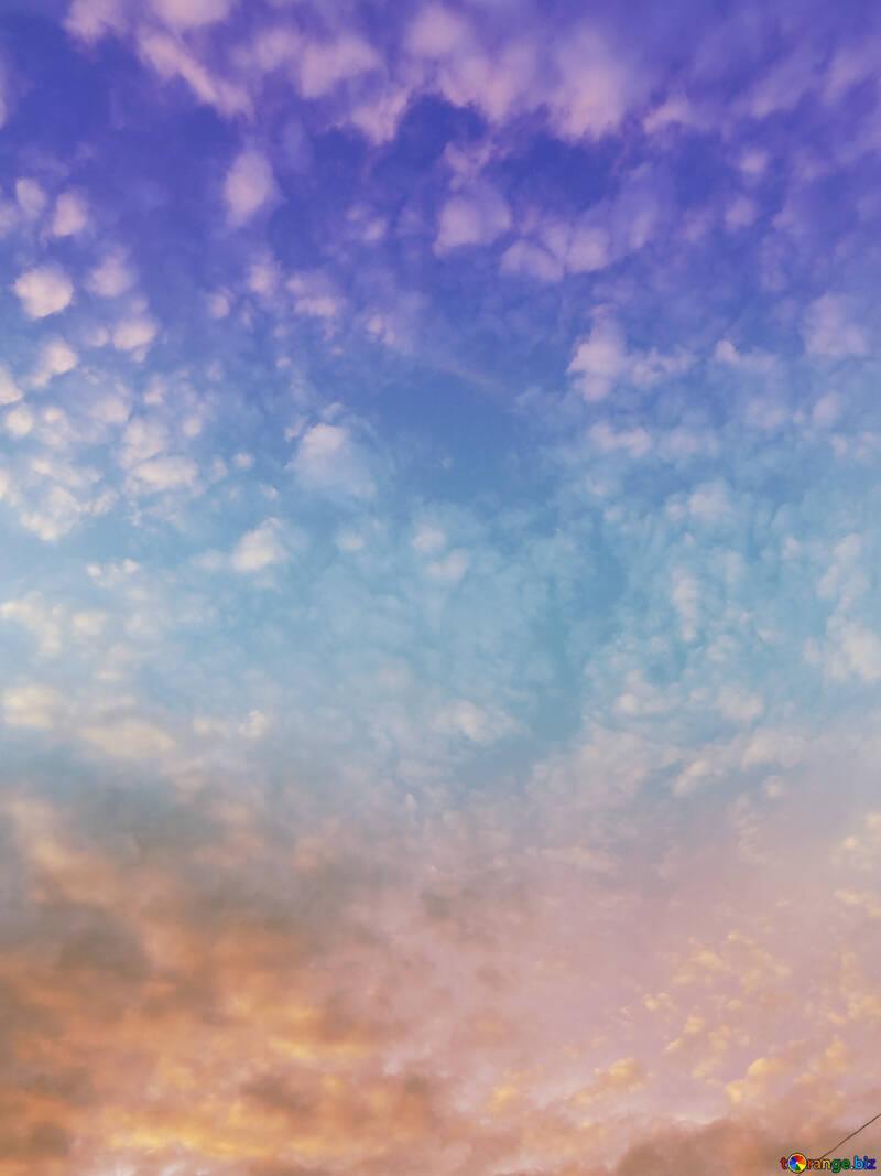Clouds №22652