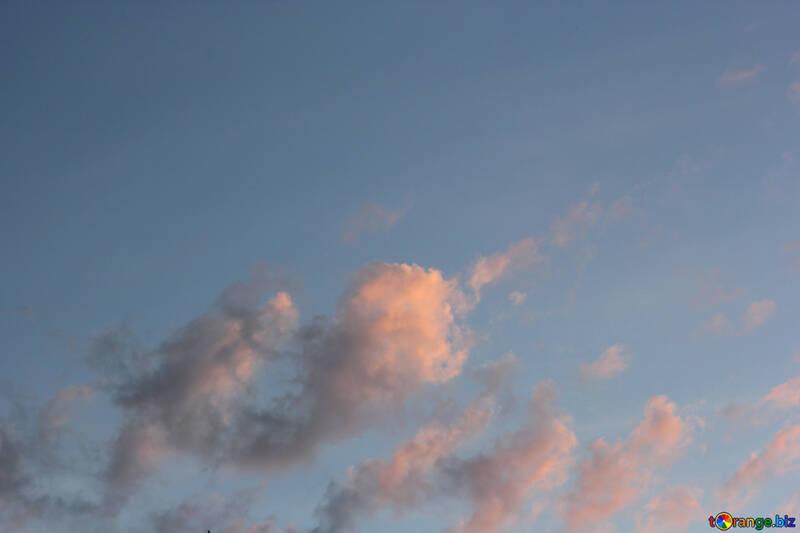 Sunset Wolken №22739