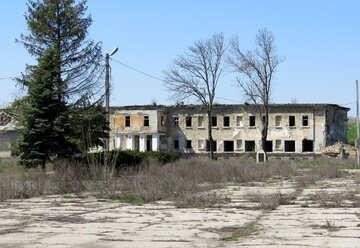 Abandoned House №23547