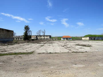 Abandoned military camp №23548