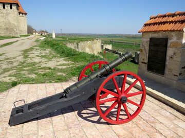 Ancient cannon №23592